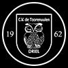 Logo Carnavalsvereniging de ToorenUulen | Zwart